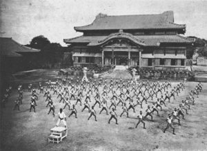 A Brief History of the Japan Karate Association