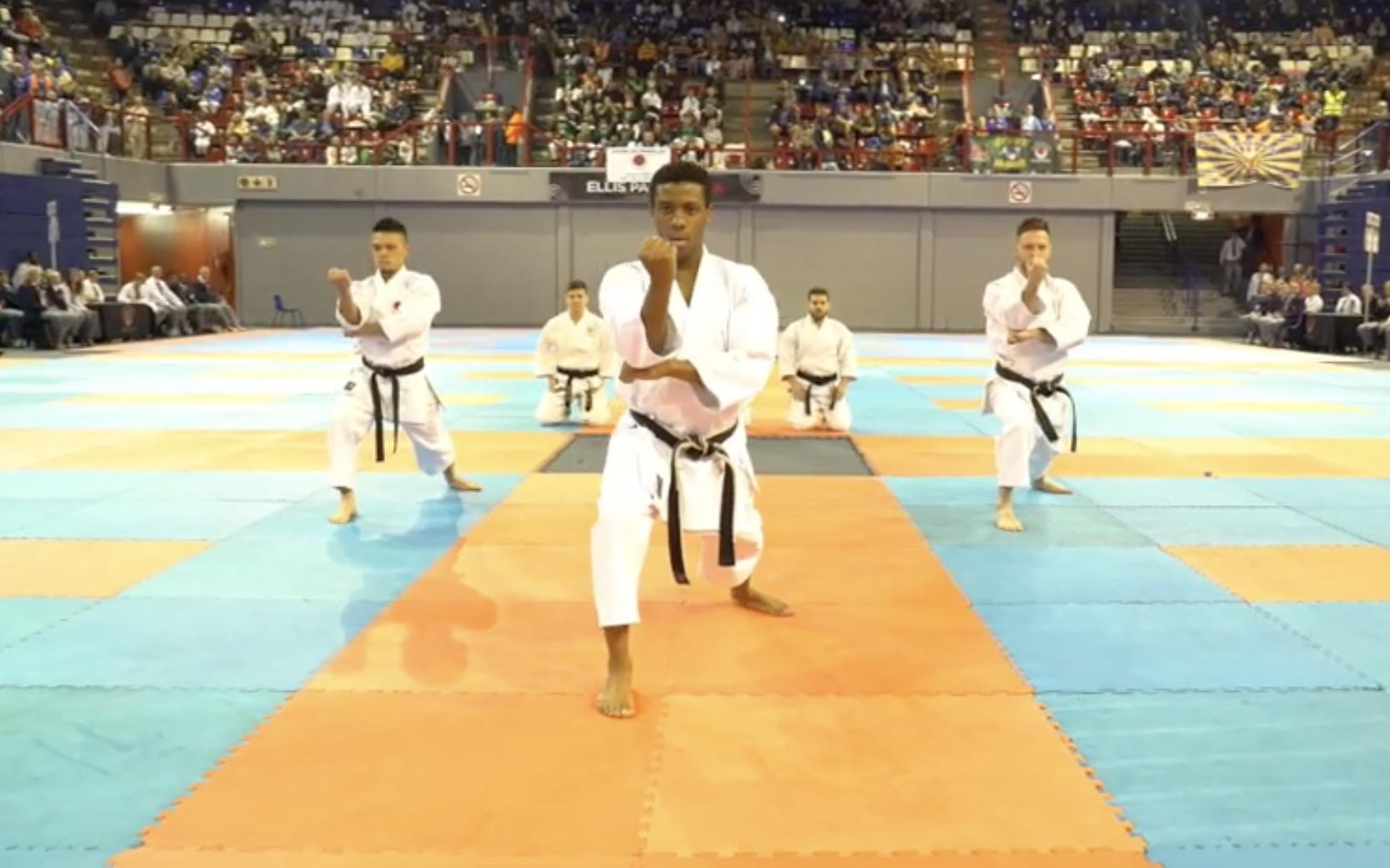 SA JKA National Championships 2019 – Demonstration