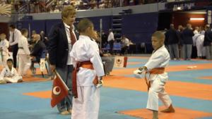 SA JKA National Championships 2019 – Orange Belt Kumite