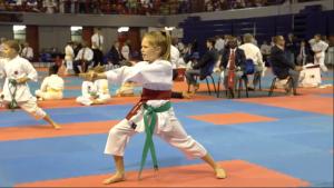 SA JKA National Championships 2019 -Green Belt Kata