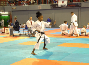 SA JKA National Championships 2019 – Senior Ladies Kata